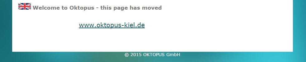 This page has moved: www.oktopus-kiel.de/en